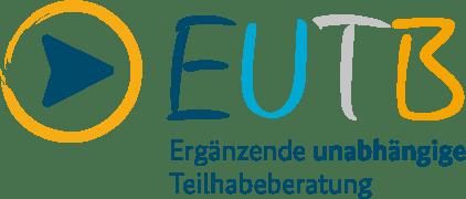 Logo: EUTB - Ergänzende unabhängige Teilhabeberatung